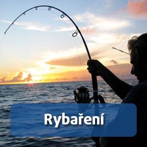 Lipno - rybaření