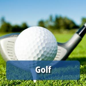 Lipno - golf