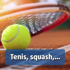 Lipno - tenis