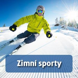 Lipno - lyže